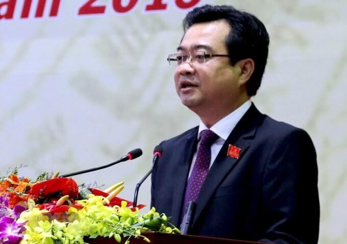 Ông Nguyễn Thanh Nghị, Thứ trưởng Xây dựng. Ảnh:TTXVN