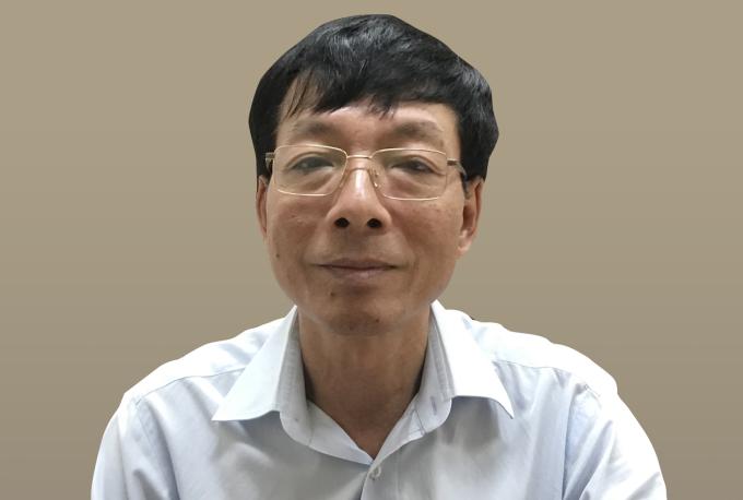 Ông Phan Quang Hiển, Phó cục trưởng Cục Quản lý xây dựng và chất lượng công trình giao thông. Ảnh: Đoàn Loan