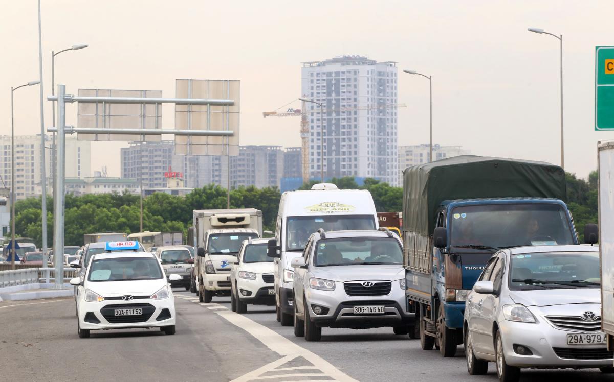 5 công trình giao thông ở thủ đô sau 10 năm