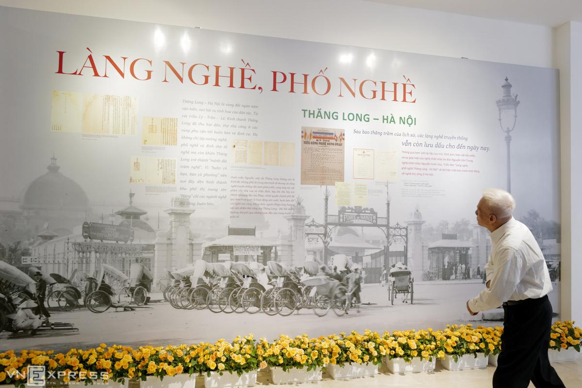 Làng nghề, phố nghề Thăng Long - Hà Nội