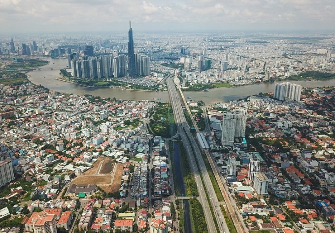 Chính quyền đô thị được kỳ vọng giúp tinh gọn bộ và nâng cao hiệu quả bộ máy hành chính của TP HCM. Ảnh: Quỳnh Trần