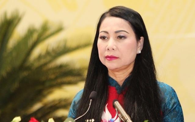 Bà Hoàng Thị Thúy Lan tái cử Bí thư Tỉnh ủy Vĩnh Phúc nhiệm kỳ 2020-2025. Ảnh: PV