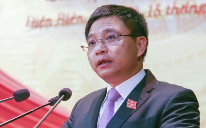 Tân Bí thư Tỉnh ủy Điện Biên Nguyễn Văn Thắng. Ảnh: PV