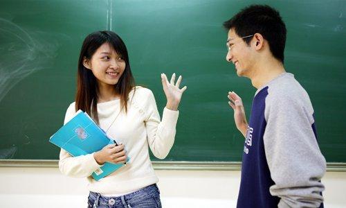 Sinh viên Trung Quốc đổ xô đăng ký khóa học tình yêu