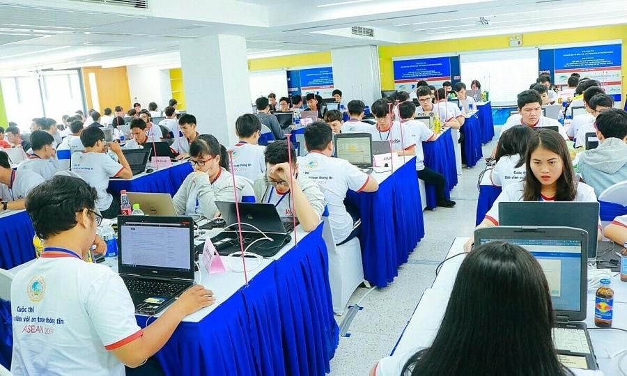SIU đăng cai cuộc thi An toàn thông tin cho sinh viên