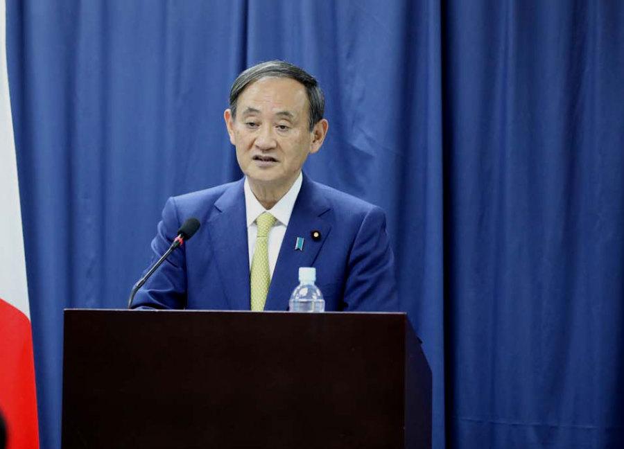 Thủ tướng Nhật Bản thuyết trình trước sinh viên ĐH Việt Nhật