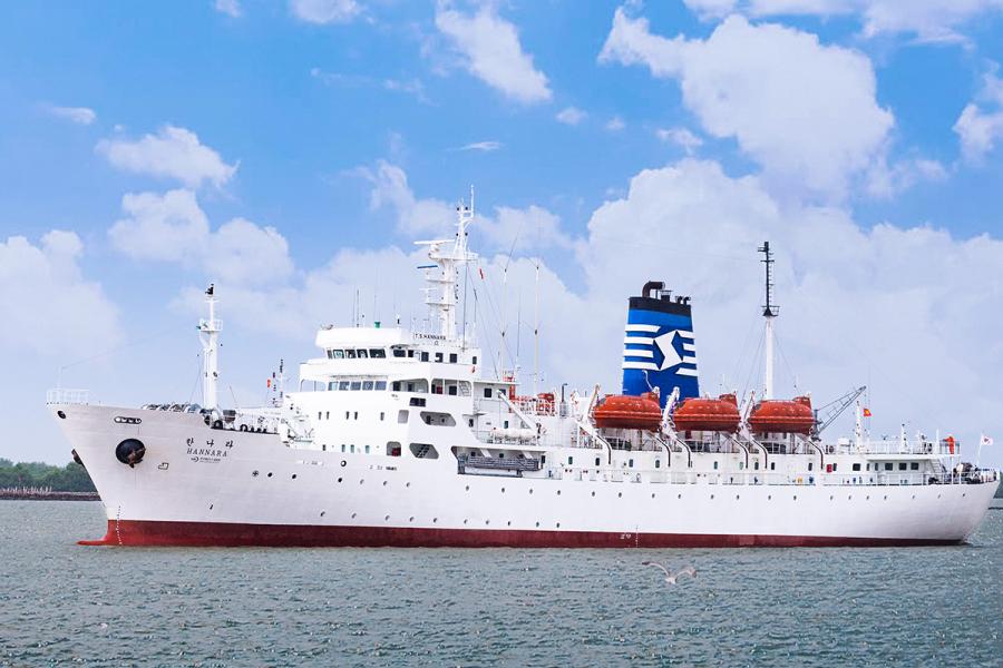 Tặng tàu 8 triệu USD cho Đại học Hàng hải Việt Nam