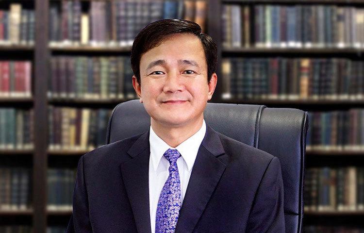 Ông Lê Vinh Danh nhận lương tháng hơn 550 triệu đồng