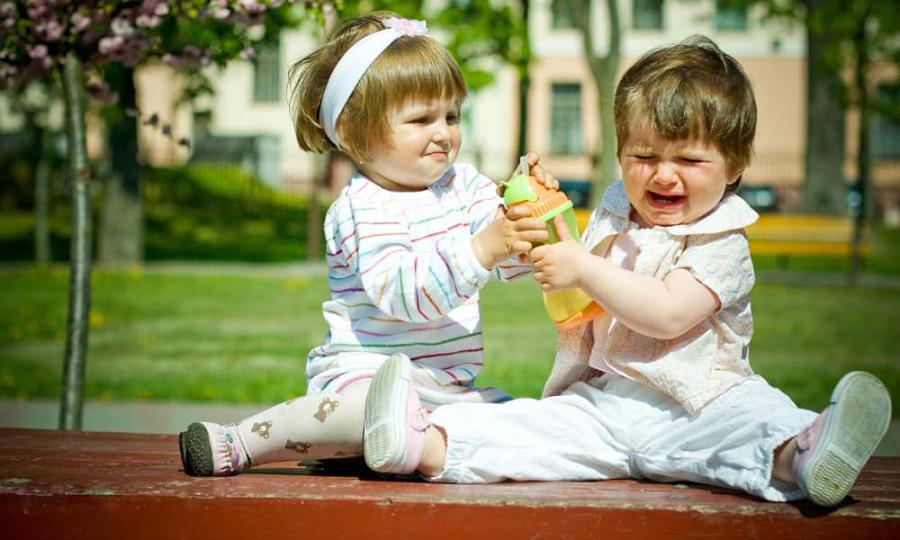 Cách xử lý hành vi hung hăng của trẻ