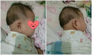 Mẹ trẻ xin lỗi vì cắt tóc đẹp cho con trai