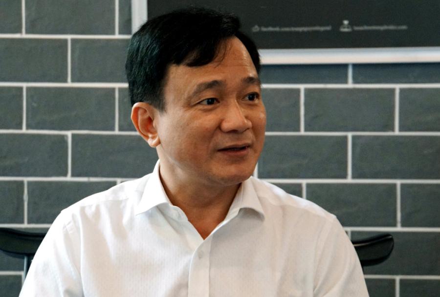 Ông Lê Vinh Danh nói về 'thu nhập 556 triệu đồng mỗi tháng'
