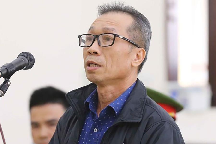 Một bị cáo kêu oan trong vụ án ông Trần Bắc Hà