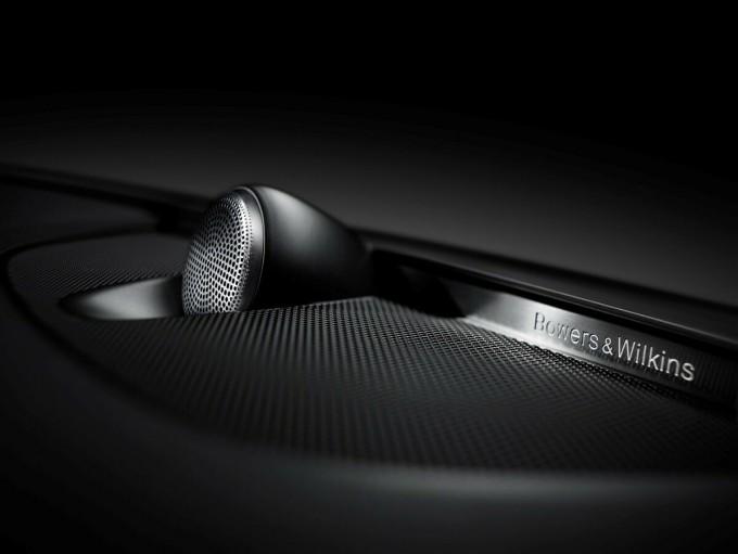 Khoang nội thất trang bị hệ thống 19 loa cao cấp Bowers & Wilkins. Ảnh: Volvo.