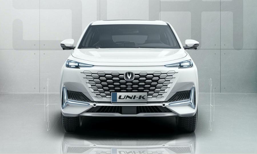 Changan Uni-K - SUV Trung Quốc giá 30.000 USD
