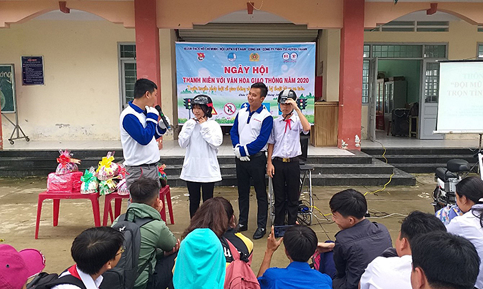 Loạt HEAD của Honda Việt Nam được vinh danh xuất sắc