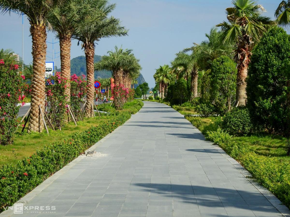 Đường bao biển 1.300 tỷ đồng ven vịnh Hạ Long