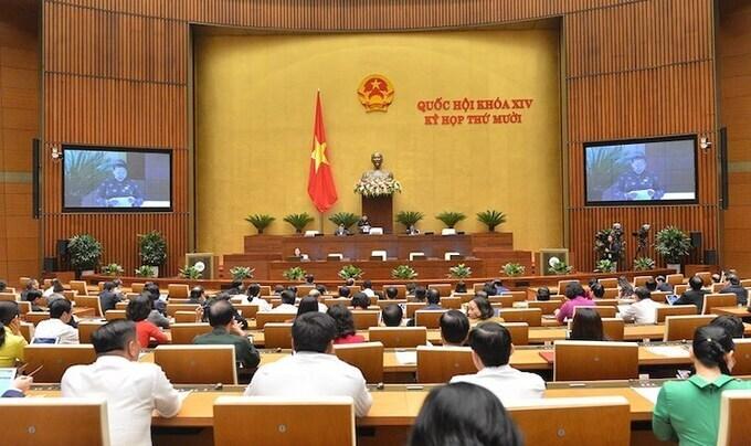Quốc hội tiếp tục thảo luận kinh tế - xã hội