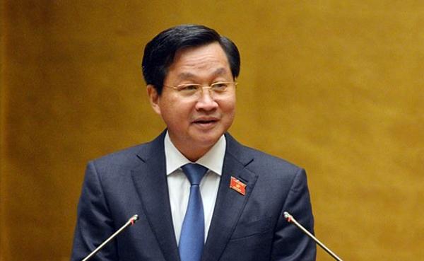 Tổng thanh tra Chính phủ Lê Minh Khái. Ảnh: Trung tâm báo chí Quốc hội