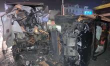 Tai nạn liên hoàn từ việc ôtô lao qua dải phân cách
