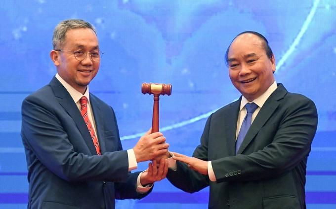 Việt Nam chuyển giao chức Chủ tịch ASEAN cho Brunei