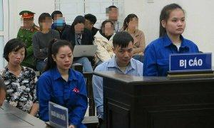 Nữ tài xế mua bán ma tuý lĩnh 15 năm tù
