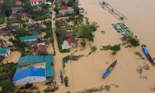 Việt Nam đề xuất bỏ tên bão Linfa