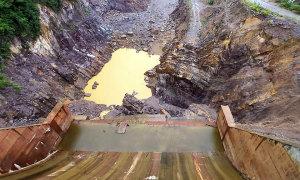 Thủy điện ở Thừa Thiên Huế lại tích nước 'chui'