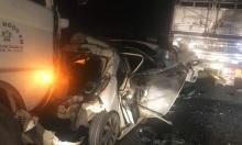 6 ôtô tông liên hoàn trên cao tốc Trung Lương