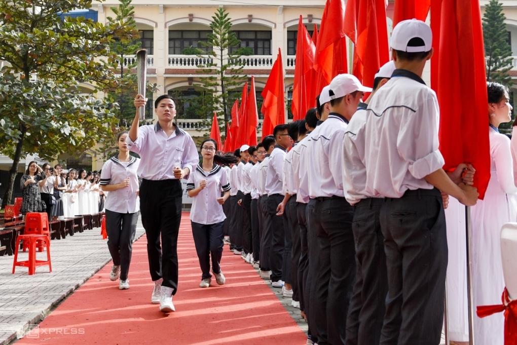 Một thế kỷ 'trồng người' của trường chuyên Lê Hồng Phong