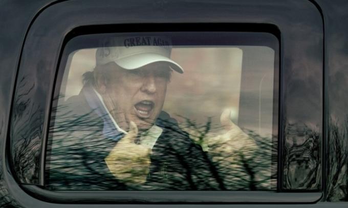 Phe Cộng hòa tăng áp lực với Trump