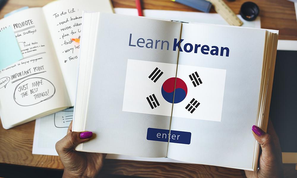 Ba bước để bắt đầu học tiếng Hàn
