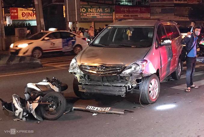 Người chết vì tai nạn giao thông ở TP HCM thấp nhất 20 năm