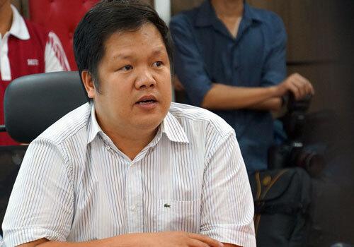 Ông Đàm Quang Minh làm cho Tổ chức giáo dục EQuest