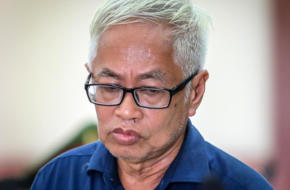 Ông Trần Phương Bình lĩnh thêm án chung thân