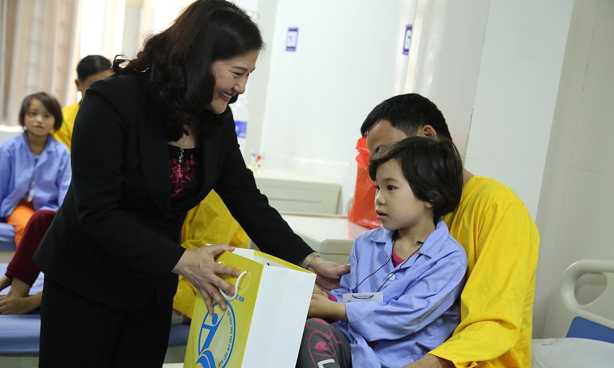 Hơn 33 triệu trẻ em khó khăn được hỗ trợ