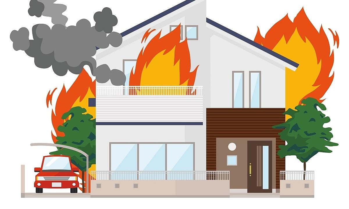 Cách thoát hiểm khi hỏa hoạn