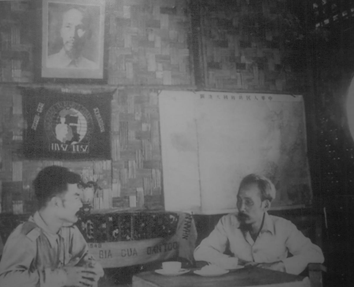 Quan hệ hữu nghị đặc biệt Việt Nam - Lào qua ảnh