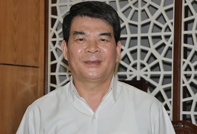 Ông Nguyễn Tiến Dĩnh, nguyên Thứ trưởng Nội vụ. Ảnh: VT