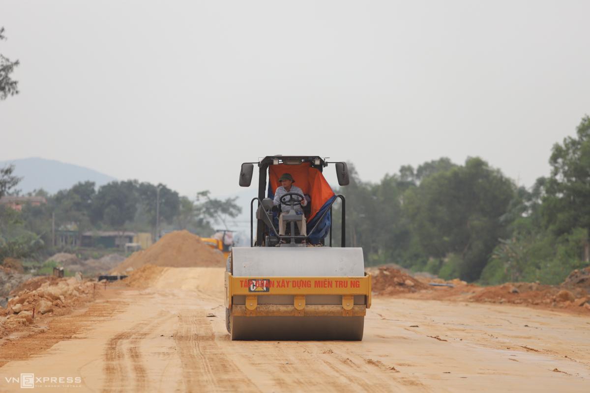 Đường ven biển hơn 500 tỷ đồng ở Nghệ An