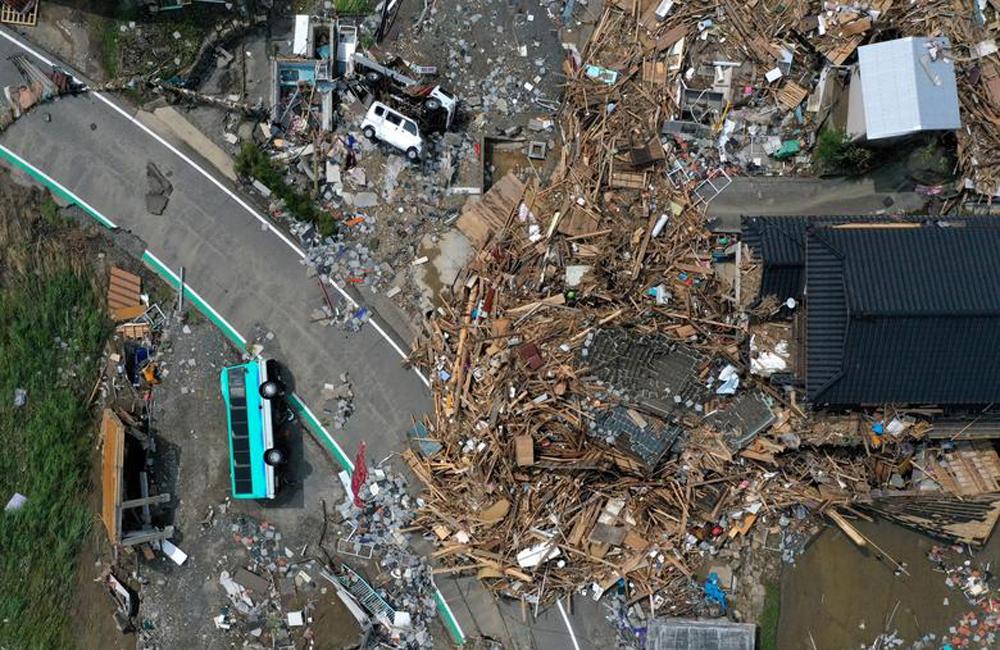 Thiên tai, thảm họa thống trị thế giới năm 2020