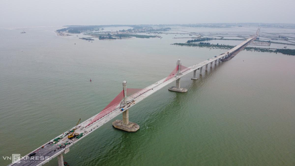 Cầu 950 tỷ đồng nối Nghệ An và Hà Tĩnh