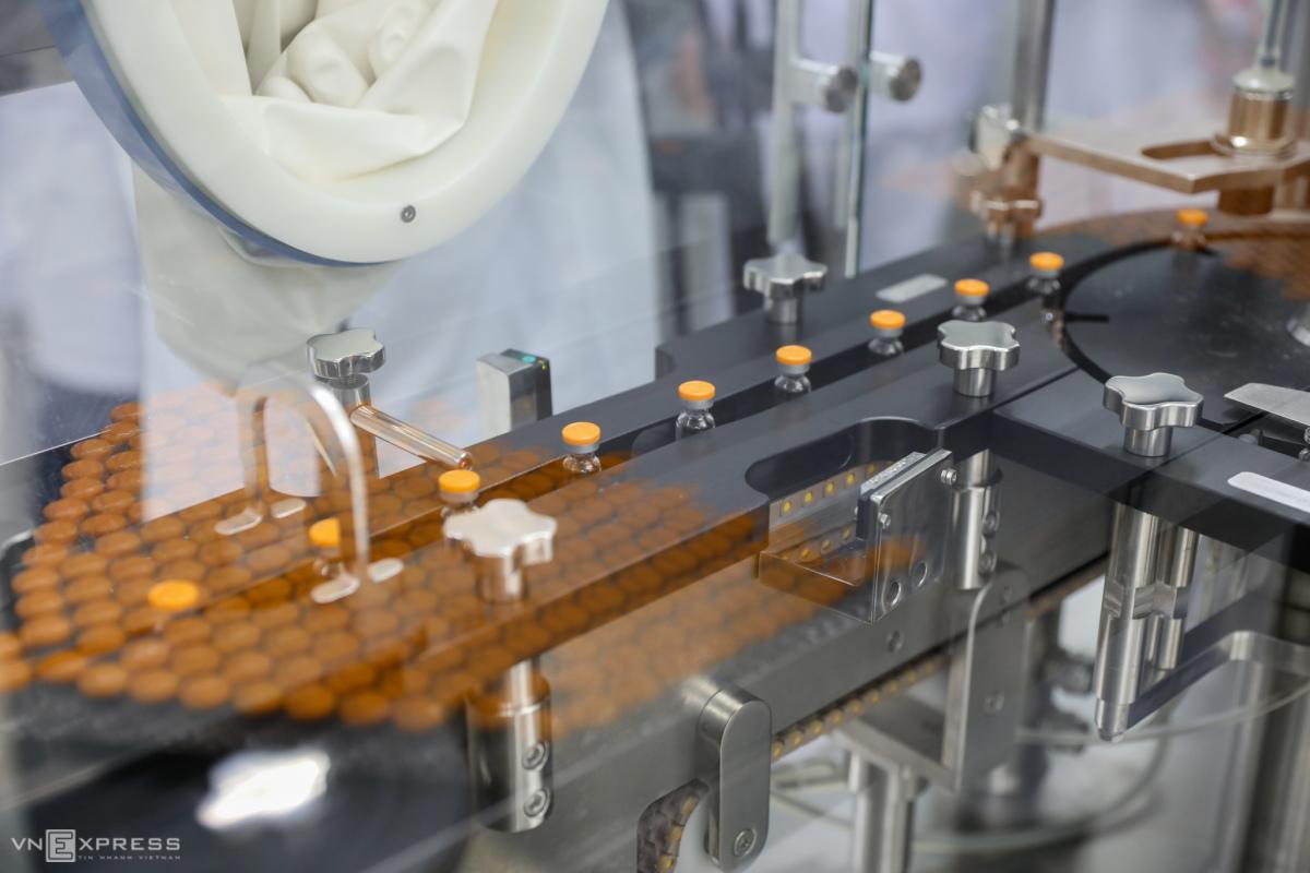 Từ nuôi cấy virus đến sản xuất vaccine Covod-19 Việt Nam