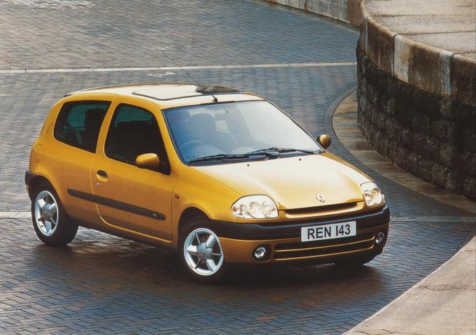 Renault Clio - ôtô biểu tượng của người Pháp - 4