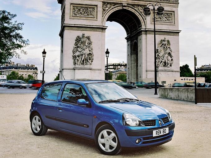 Renault Clio - ôtô biểu tượng của người Pháp - 6