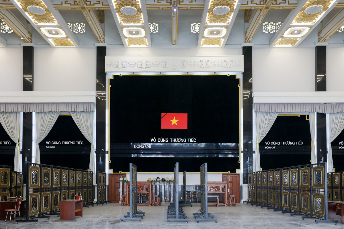 Nhà tang lễ hơn 200 tỷ đồng ở TP HCM
