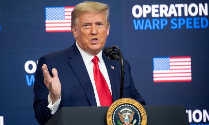 Cuộc chiến phủ quyết giữa Trump và Quốc hội Mỹ