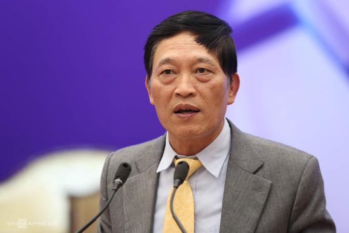 Thứ trưởng Trần Văn Tùng phát biểu tại diễn đàn. Ảnh: Gia Chính.