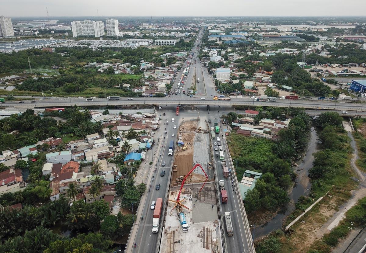 Hiện trạng 8 dự án giao thông ở TP Thủ Đức