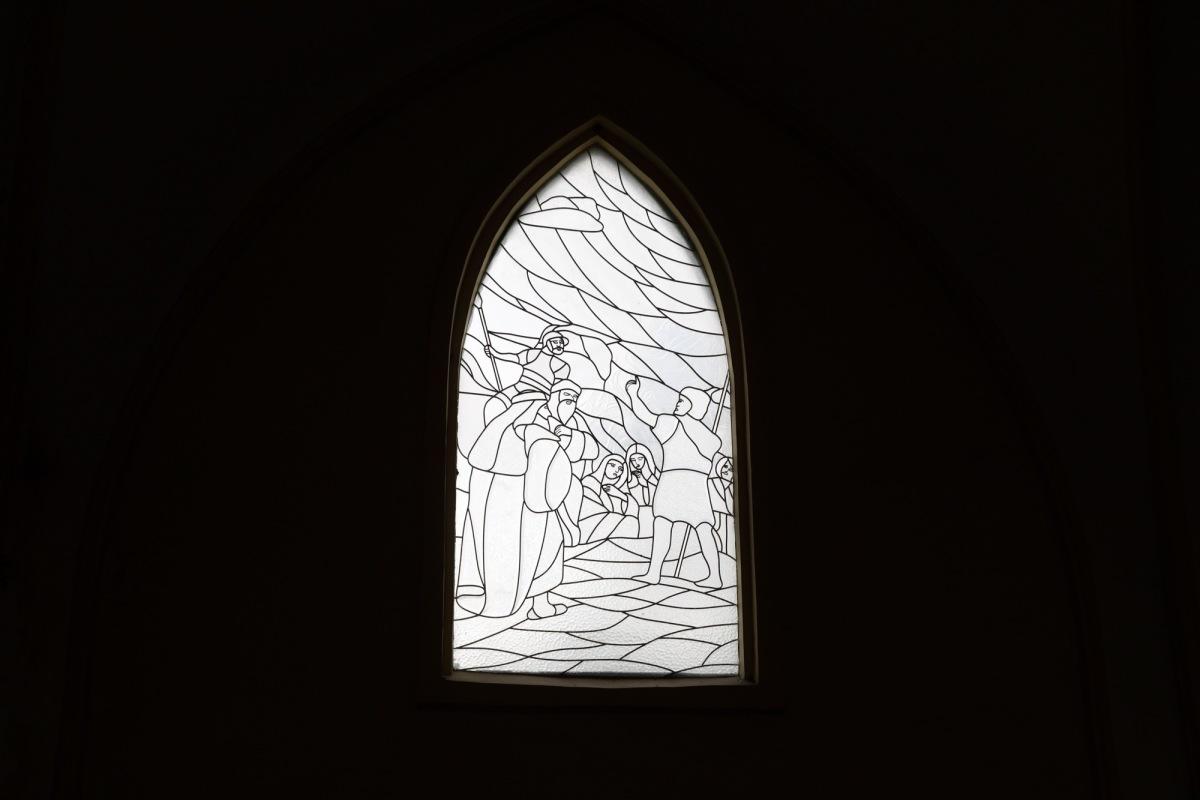 Nhà thờ lâu đời nhất vùng đất Thủ Đức - 7