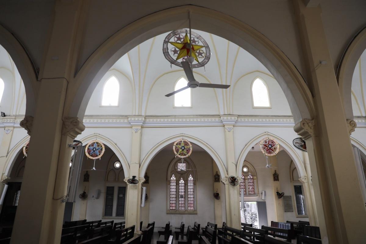 Nhà thờ lâu đời nhất vùng đất Thủ Đức - 6